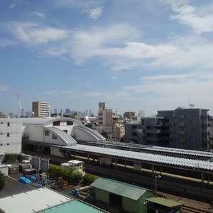 豊島ハイツ(5階,)のお部屋からの眺望