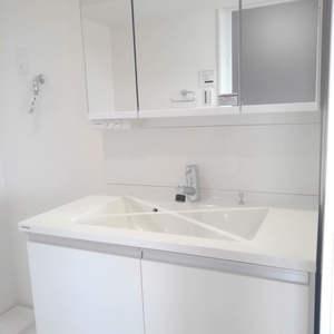 豊島ハイツ(5階,)の化粧室・脱衣所・洗面室