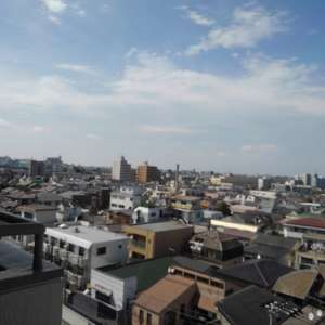 豊島ハイツ(7階,2180万円)のお部屋からの眺望