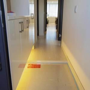 ハウス中野(4階,)のお部屋の廊下