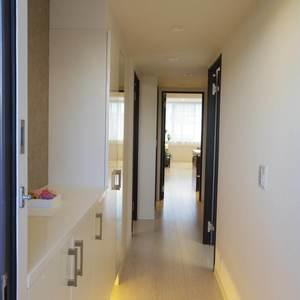 ハウス中野(4階,7690万円)のお部屋の廊下