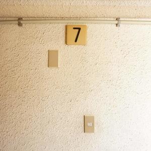 ネオハイツ田町(7階,3890万円)のフロア廊下