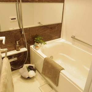 ハウス中野(4階,)の浴室・お風呂