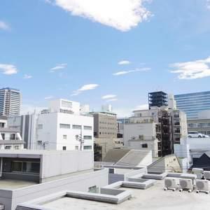 ハウス中野(4階,)のお部屋からの眺望