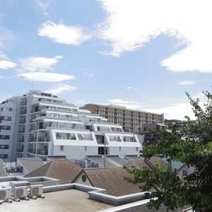 ハウス中野(4階,7690万円)のお部屋からの眺望