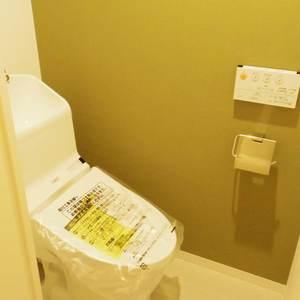 中野ダイヤハイツ(2階,)のトイレ