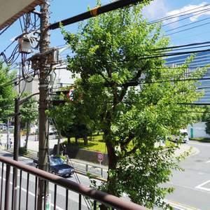 中野ダイヤハイツ(2階,)のお部屋からの眺望