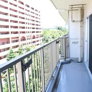 ファミール本郷(6階,)のバルコニー