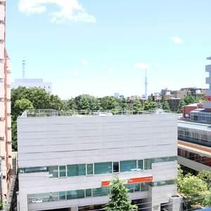 ファミール本郷(6階,)のお部屋からの眺望