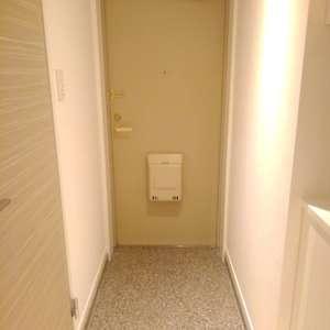 ボヌール目白台(1階,)のお部屋の玄関