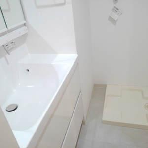 ボヌール目白台(1階,)の化粧室・脱衣所・洗面室