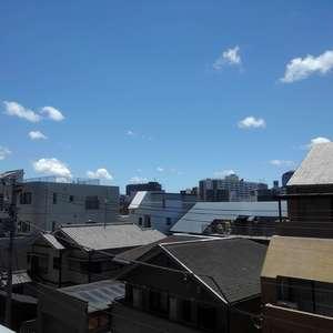 目白台コーポ(4階,)のお部屋からの眺望