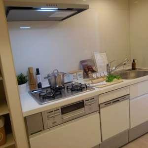目白台コーポ(4階,)のキッチン