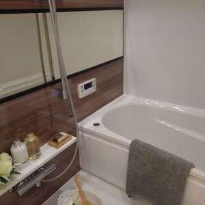 目白台コーポ(4階,)の浴室・お風呂