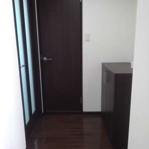 ワコー高田マンション(3階,)のお部屋の玄関