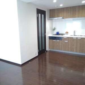 ワコー高田マンション(3階,)の居間(リビング・ダイニング・キッチン)