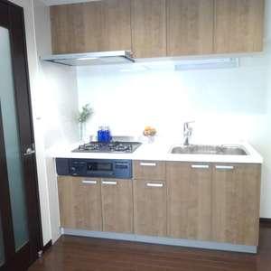 ワコー高田マンション(3階,)のキッチン