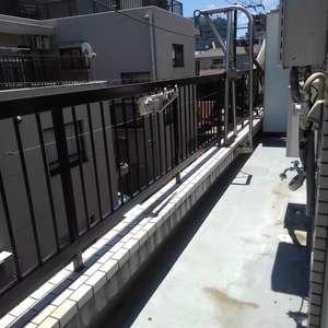 ワコー高田マンション(3階,)のバルコニー