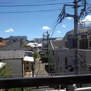 ワコー高田マンション(3階,)のお部屋からの眺望