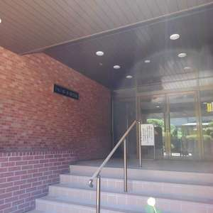 シャンボール第2目白のマンションの入口・エントランス