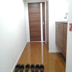 シャンボール第2目白(2階,)のお部屋の玄関