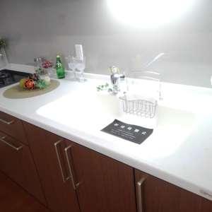 シャンボール第2目白(2階,)のキッチン