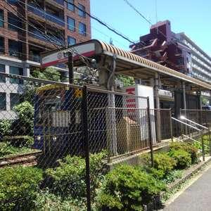 シャンボール第2目白の最寄りの駅周辺・街の様子