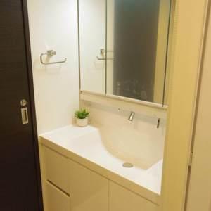 ハウス中野(4階,7690万円)の化粧室・脱衣所・洗面室