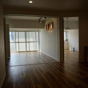 マンション目黒苑(1階,)のリビング・ダイニング