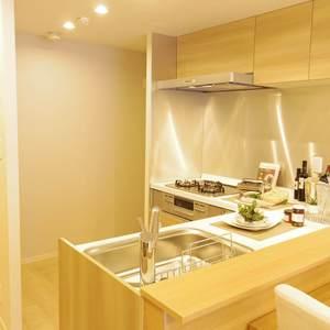 ブロードウェイ(6階,)のキッチン