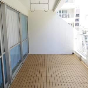 ブロードウェイ(6階,)のバルコニー
