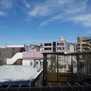 メゾンドール高田馬場(3階,3299万円)のお部屋からの眺望