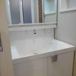メゾンドール高田馬場(3階,3299万円)の化粧室・脱衣所・洗面室