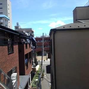 高田馬場リハイム(3階,)のお部屋からの眺望