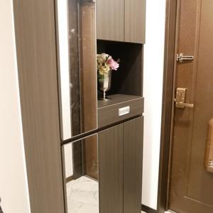プリメール柳島(9階,4880万円)のお部屋の玄関