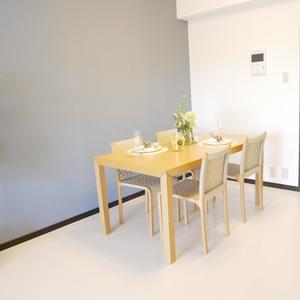 プリメール柳島(9階,4880万円)の居間(リビング・ダイニング・キッチン)