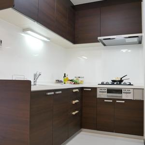 プリメール柳島(9階,4880万円)のキッチン