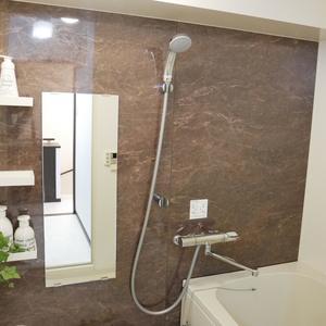 プリメール柳島(9階,4880万円)の浴室・お風呂
