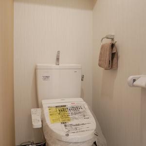 プリメール柳島(9階,4880万円)のトイレ