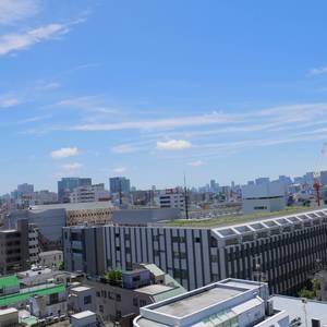 プリメール柳島(9階,4880万円)のお部屋からの眺望