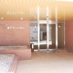 トーア第2亀戸マンションのマンションの入口・エントランス