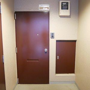 トーア第2亀戸マンション(1階,)のフロア廊下(エレベーター降りてからお部屋まで)