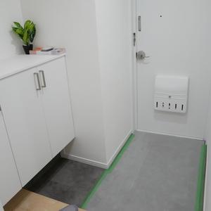 トーア第2亀戸マンション(1階,)のお部屋の玄関