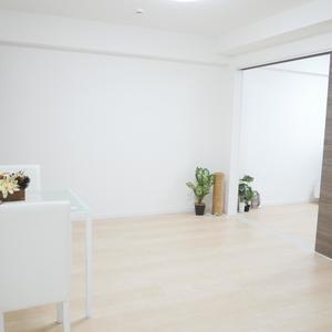 トーア第2亀戸マンション(1階,)の居間(リビング・ダイニング・キッチン)