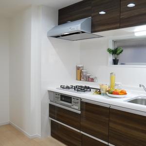 トーア第2亀戸マンション(1階,)のキッチン