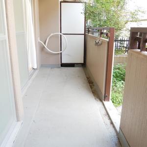 トーア第2亀戸マンション(1階,)のバルコニー