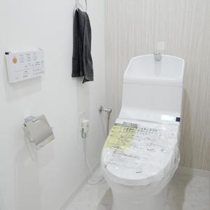 トーア第2亀戸マンション(1階,)のトイレ