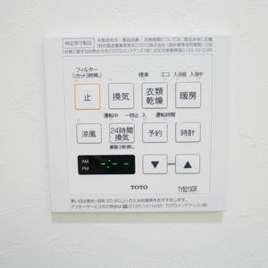 トーア第2亀戸マンション(1階,)の化粧室・脱衣所・洗面室