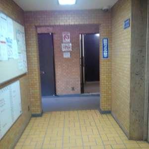 ライオンズマンション下落合のエレベーターホール、エレベーター内