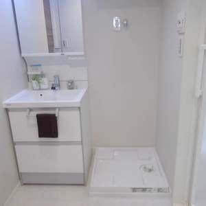 ライオンズマンション下落合(1階,)の化粧室・脱衣所・洗面室